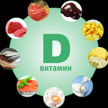 витаминов С, В, Р, D
