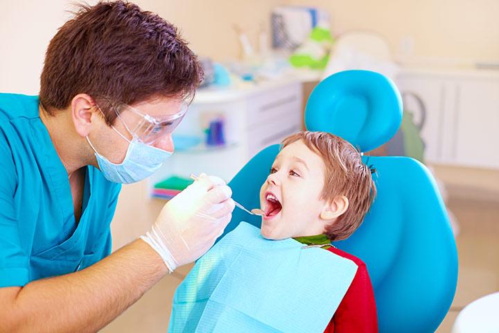 Консультация врача-стоматолога
